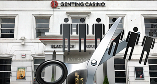 UK casinos to reopen August 1, but Genting UK staff face the axe